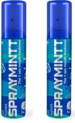 Midas Care Spraymintt Icymint Pack of 2