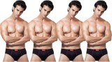 Frenchie Men's Brief (Pack of 4)