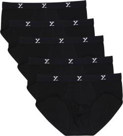 XYXX Men's Brief(Pack of 5)