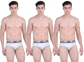 Force Nxt Men's Brief(Pack of 3)