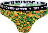 The Boxer Store Men's Skull Army Brief