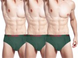 Don Men's Select Brief (Pack of 3)