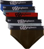 Dollar Bigboss Men's T/E Brief (Pack of ...