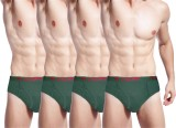 Don Men's Select Brief (Pack of 4)