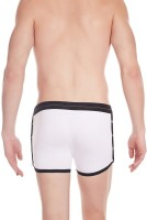 La Intimo Greek (White) Mens Trunks