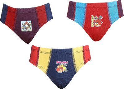 Red Rose Baby Boys Brief