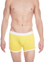 La Intimo Greek (Yellow) Mens Trunks