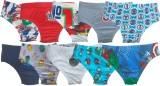 Instyle Brief For Boys (Multicolor Pack ...