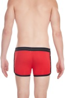 La Intimo Greek (Red) Mens Trunks