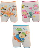 Lilsugar Brief For Boys (White Pack of 3...