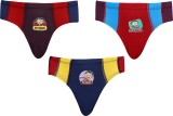 Red Rose Brief For Baby Boys (Multicolor...