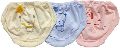 Littly Brief For Baby Boys(Multicolor Pack of 3)