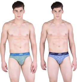 Force Nxt Men's Brief(Pack of 2)