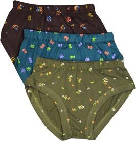 ELK Brief For Baby Boys(Multicolor Pack of 3)