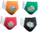 Lilsugar Brief For Baby Boys (Red Pack o...