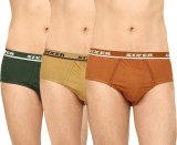 Sixer Knitting Men's Brief (Pack of 3)