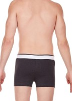 La Intimo Zipper (Charcoal) Mens Trunks