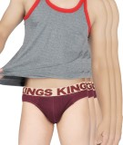 HAP Men's Kings Fit Brief (Pack of 3)