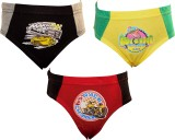 Lilsugar Brief For Boys (Red Pack of 3)