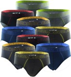Euro Fashion Men's Brief (Pack of 10)