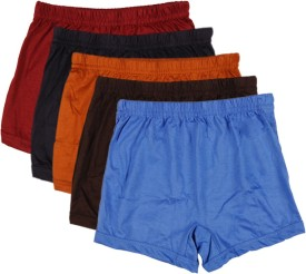 Wefty Brief For Baby Boys(Multicolor Pack of 5)