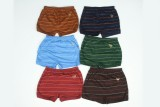 Babydo Brief For Boys (Brown Pack of 6)
