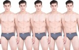 Force Nxt Men's Brief (Pack of 5)