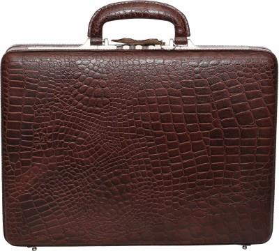 C Comfort Genuine Leather Office Bag Medium Briefcase - For Boys, Men