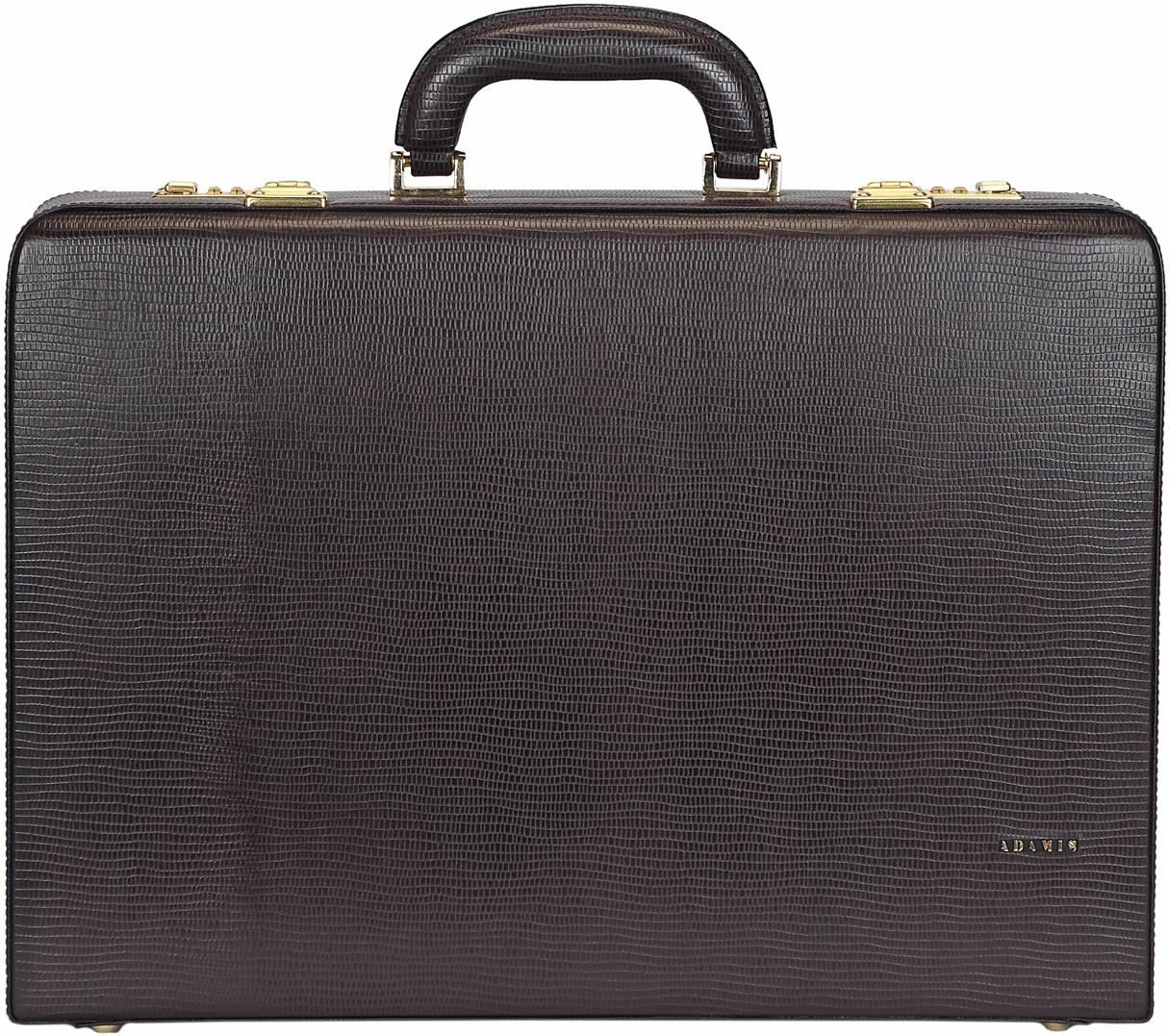 Adamis BC13 Medium Briefcase - For Men, Women