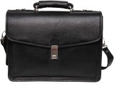 C Comfort EL360 Black Medium Briefcase -...