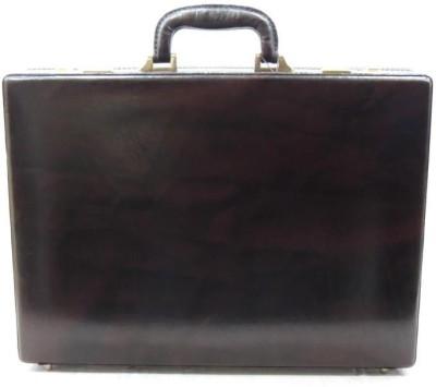 Mex Expendable Medium Briefcase - For Men(Cherry)