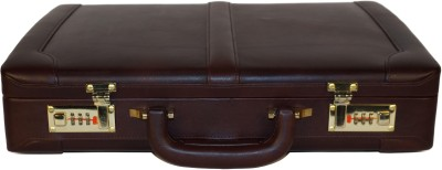 Clubb Leather Medium Briefcase - For Men, Women