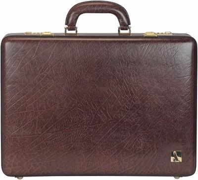Adamis BC14 Medium Briefcase - For Men(Brown)