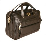 PE JR082 Medium Briefcase - For Men (Bla...