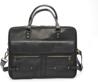 Flairmen BL001 Medium Briefcase - For Men