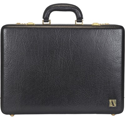 Adamis BC14 Medium Briefcase - For Men(Black)