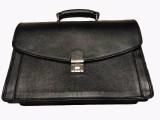 Leather Mall Folio Case 02 Large Briefca...