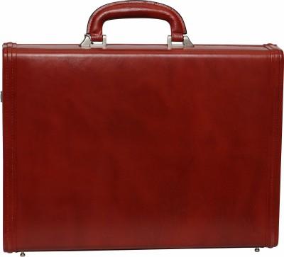C Comfort Genuine Leather Office Bag Medium Briefcase - For Men, Boys