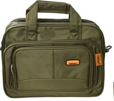 Reindeer 3001 Large Briefcase - For Men, Women(Green)