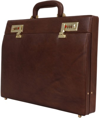 Clubb Lamborgini Medium Briefcase - For Men