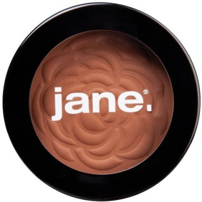 Jane Cosmetics Cosmetics Matte Bronzing Powder, Empower, Deep, 0.35 Ounce