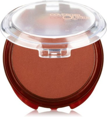 Covergirl Queen Collection Natural Hue Mineral Bronzer(Ebony Bronze)