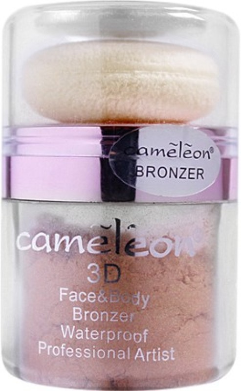 Cameleon 3D Face & Body Waterproof Bronzer(Natural)