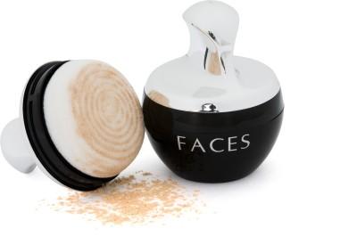 Faces Ultime Pro Mineral Loose Powder(golden beige 04)