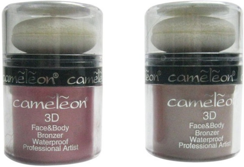 Cameleon 3D Professional Bronzer(Natural, Ruby)