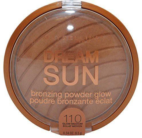 Maybelline Maybelline Dream Sun Bronzing Powder Glow 110 Glow Medium(Multicolor)