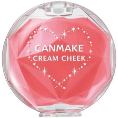 CANMAKE Laboratories CANMAKE Cream Cheek CL06 Clear Peach Sugar