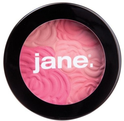Jane Cosmetics Cosmetics Multi-Colored Cheek Powder, Pink Bouquet, 288 Ounce