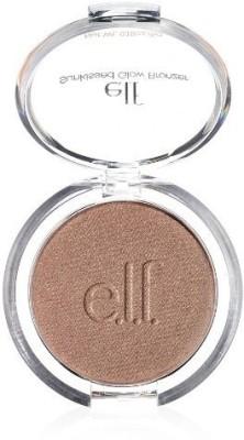 e.l.f. Cosmetics Sunkissed Glow Bronzer, Warm Tan, 0.18 Ounce