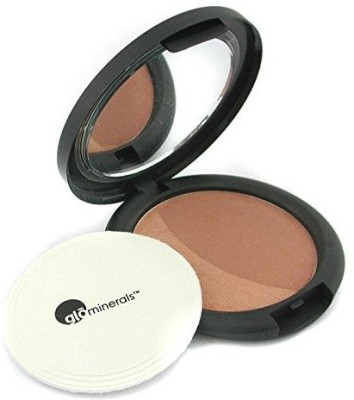 GloMinerals Minerals Bronze Duo, Sunkiss, .26 Ounce